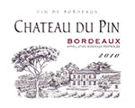 ChateauDuPin2010