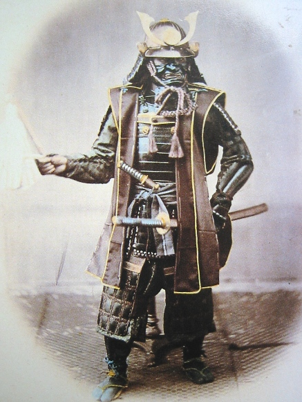 Turning Japanese - The Bloody Samurai