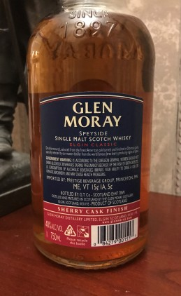 GlenMoray-Sherry-Rear