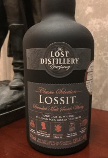 Lossit-Rum-Label