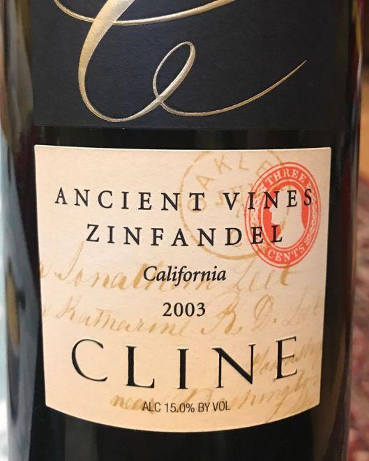 ClineZinfandel